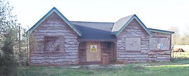 Browns pavilion