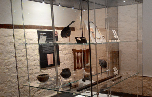Saxon exhibition