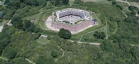 Golden Hill Fort